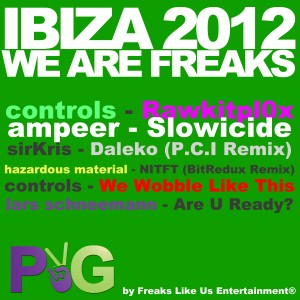 Ibiza 2012 – We Are Freaks